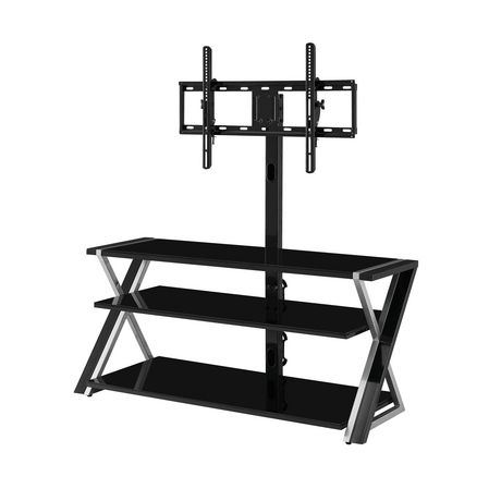 "Whalen Xavier 3-in-1 TV Stand for TVs up to 70"" - image 8 of 9"