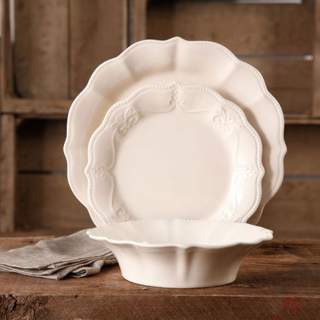 The Pioneer Woman Paige 12-Piece Dinnerware Set - image 6 of 6