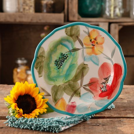 The Pioneer Woman 8.5-inch Decorated Salad Plate - image 2 of 2