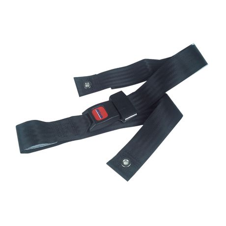 Drive Medical 48-inch Auto Style Closure Wheelchair Seat Belt