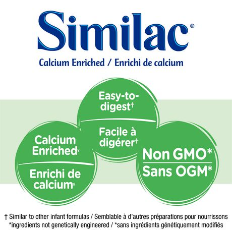 Similac Step 2 Calcium-Enriched Baby Formula Powder, 850 g - image 3 of 9