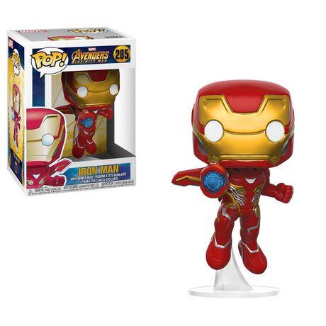 Figurine en vinyle Le Iron Man de Avengers Infinity War par Funko POP! - image 1 de 1