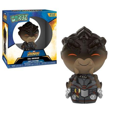 Funko Dorbz Marvel Avengers Infinity War Cull Obsidian