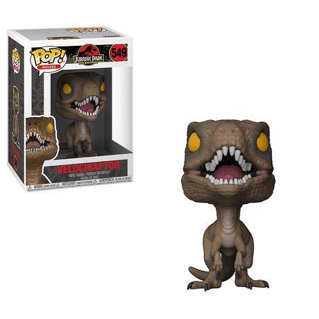 Figurine en vinyle Velociraptor de Jurassic Park par Funko POP! - image 1 de 1