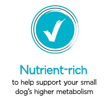 Beneful IncrediBites Dry Dog Food for Small Dogs, Rotisserie Chicken Flavour - image 5 of 9