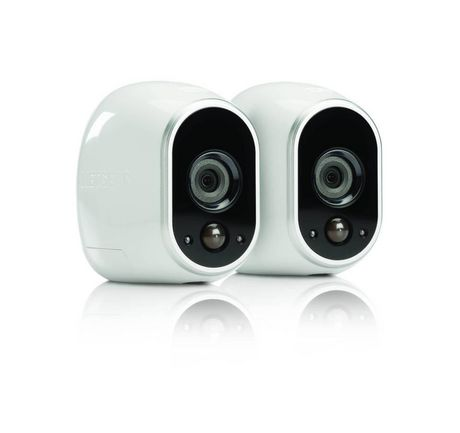 Netgear Arlo Security System with 2 HD Cameras - VMS3230