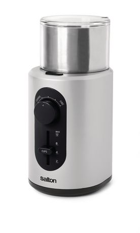 Salton Programmable Coffee Spice And Herb Grinder Walmart Canada