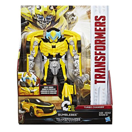 transformers le dernier chevalier turbo changer armure de chevalier bumblebee walmart canada. Black Bedroom Furniture Sets. Home Design Ideas