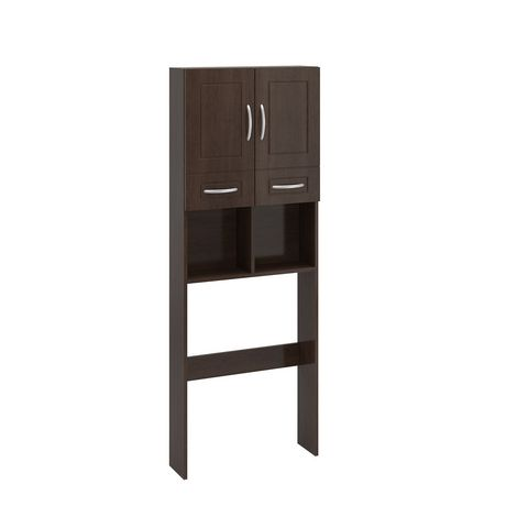 Fabritec 24 X67 Free Standing Cabinet In Brown