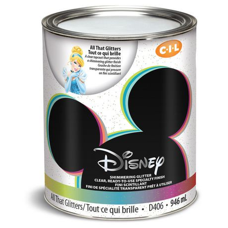 Disney All That Glitters Interior Specialty Paint