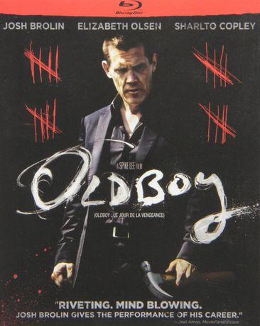 Oldboy : le jour de la vengeance (Blu-ray) - image 1 de 1
