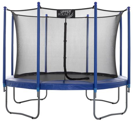 """SKYTRIC Upper Bounce® 10 Ft. Trampoline & Enclosure Set Equipped with The New """"easy Assemble FEATURE"""" - image 1 of 6"""