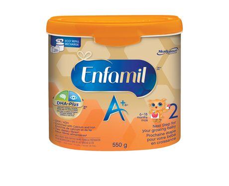 Enfamil A+® 2 Baby Formula, Powder Tub - image 2 of 4