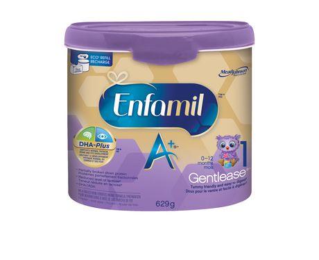 Enfamil A+ Gentlease® Baby Formula, Powder Tub - image 2 of 4