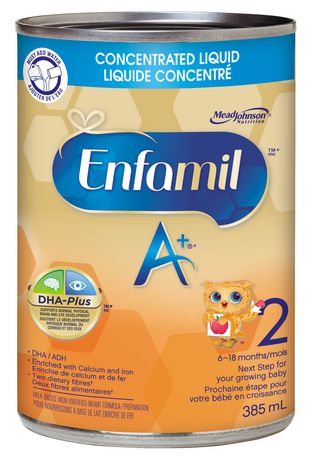 Préparation pour nourrissons Enfamil A+® 2 liquide concentratré - image 3 de 5
