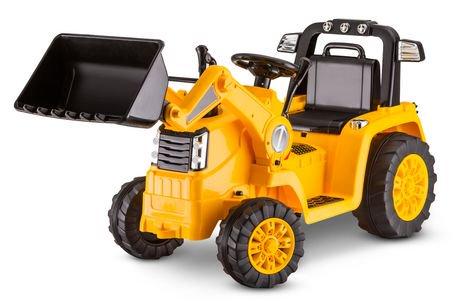 v hicule porteur lectrique de 6 v caterpillar tracteur par kidtrax walmart canada. Black Bedroom Furniture Sets. Home Design Ideas