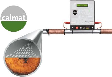 CALMAT Electronic Anti-Scale and Rust Water Treatment System - image 2 of 4