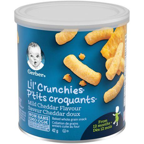 「bánh ăn dặm mỹ gerber lil crunchies」的圖片搜尋結果