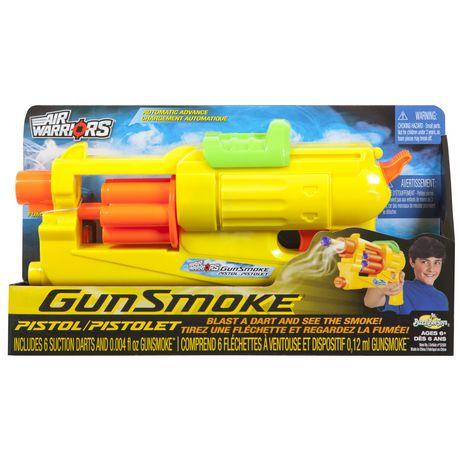 Air Warriors® Gun Smoke™ Pistol - image 1 of 2