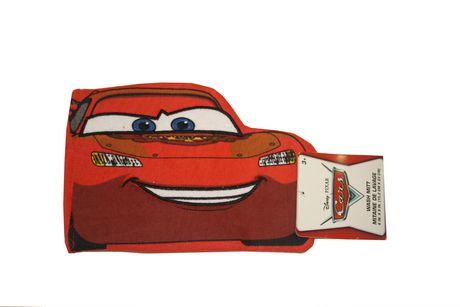 Mon-Tex Mills Ltd Cars Washmitt - image 1 of 1