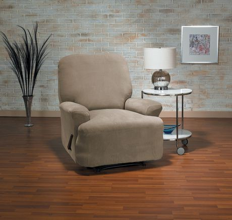 housse extensible pour fauteuil inclinable eastwood de sure fit. Black Bedroom Furniture Sets. Home Design Ideas
