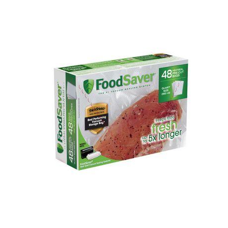 FoodSaver Quart Heat Seal Bags - image 1 of 1