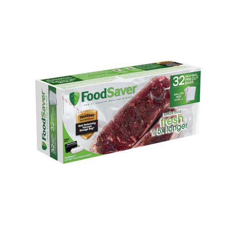 FoodSaver Gallon Heat Seal Bags - image 1 of 4