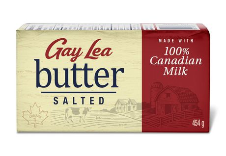 Gay Lea Salted Butter - image 1 of 1