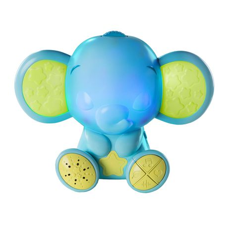 Bright Starts Enchanting Elephant Soother Baby Toy