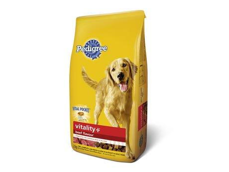 Pedigree Vitality Dog Food Review