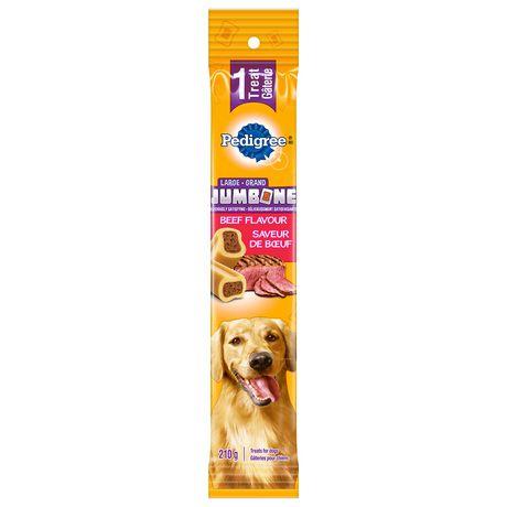 Pedigree Jumbone - Grand chiens, 190 g - image 1 de 4