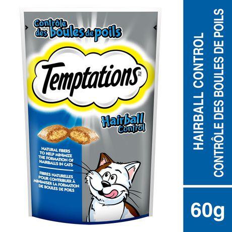 Temptations Hairball Control Treats 60g - image 1 of 3