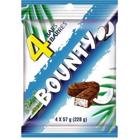 Bounty coconut bar