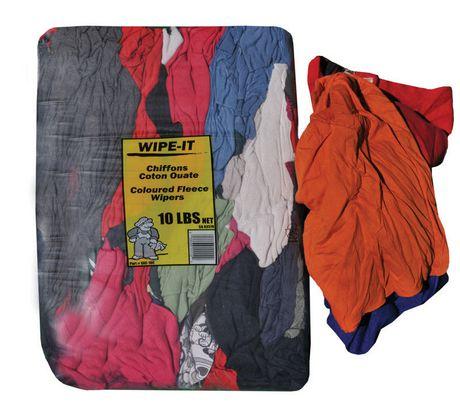 Wipe-it Multi Colored Fleece Wipers - image 1 of 1