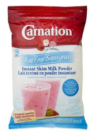 Carnation powdered milk