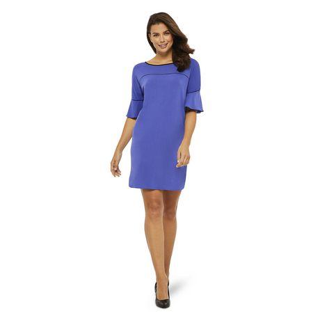 George Women's Rufe Sleeve Dress - image 1 of 6