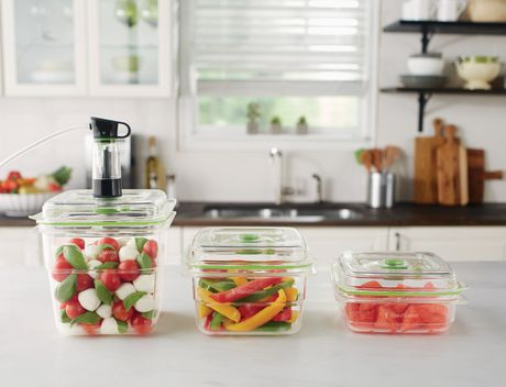 FoodSaver FA3SC358 3-Piece Fresh Container Bundle - image 1 of 3