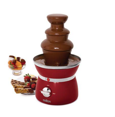 Salton Chocolate Fountain SP1499 - image 1 of 2