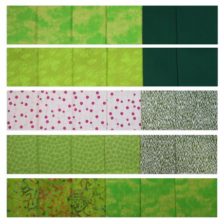 Fabric Creations Fat Quarter Cotton Fabric Assortment - image 1 of 1