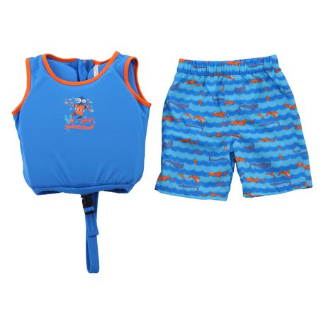 760c5895cb SwimSchool Swim School Boys' 2-Piece Swim Trainer | Walmart Canada