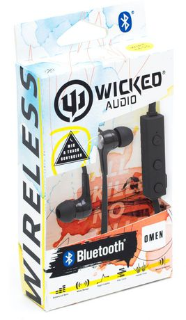 how to connect wicked audio bluetooth headphones