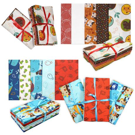 Fabric Creations Fat Quarter Cotton Fabric Bundle - image 1 of 1