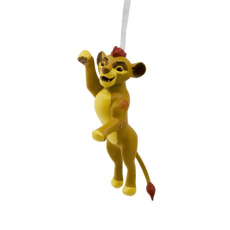 Hallmark Disney Lion Guard Kion Jumping Christmas Ornament Walmart