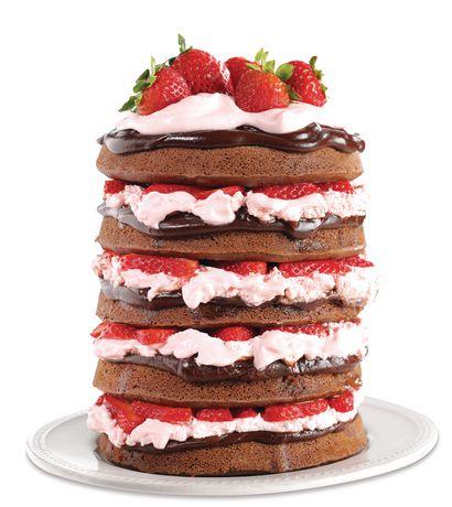 Ensemble de 5 moules à gâteau ronds Easy Layers de Wilton - image 5 de 7