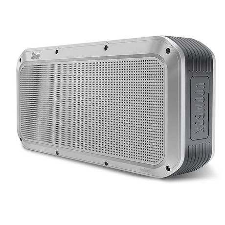 Divoom Voombox-Party 2nd Generation Silver Speaker - image 2 of 4