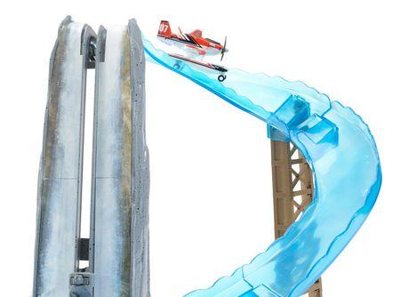 Disney Pixar Planes Air Race Track Set Sky Track Challenge ...  |Disney Planes Tracks