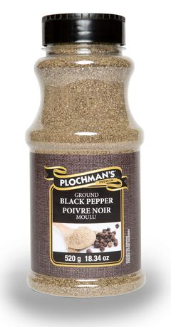 Plochman's Premium Ground Black Pepper - image 1 of 2