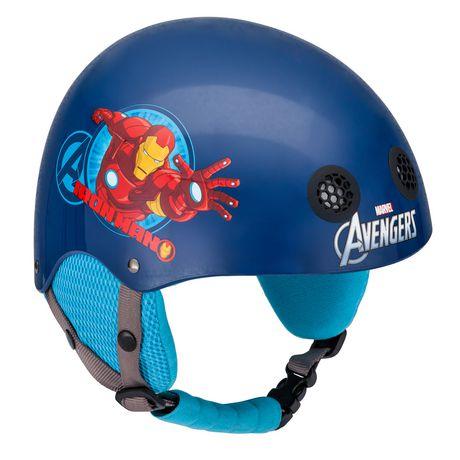 Marvel Avengers Toddler Winter Protective Helmet - image 2 of 2