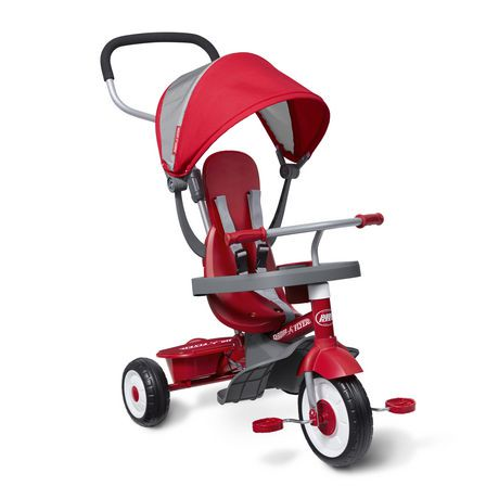 Radio Flyer 4 In 1 Stroll N Trike Tricycle Walmart Canada