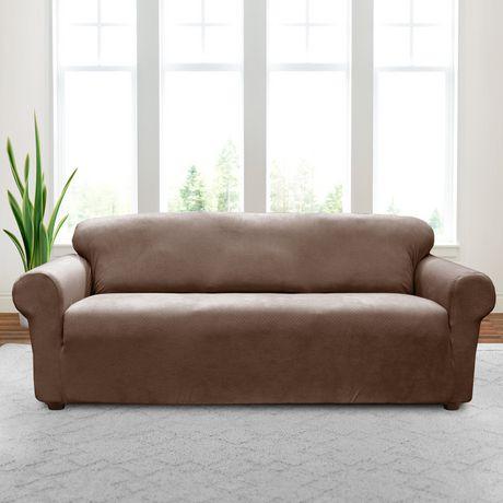 Sure Fit Annex Stretch Sofa Slipcover Walmartca